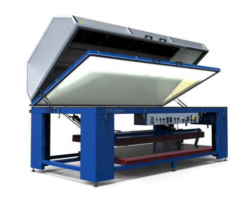 Thermoforming vacuum presses TF-300HV/350HV